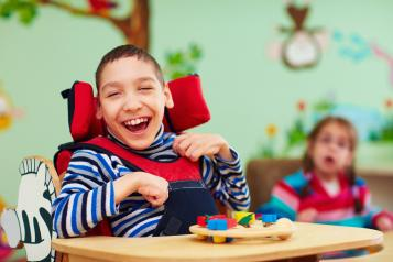 Respite care home for children